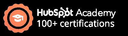 100+ certifications